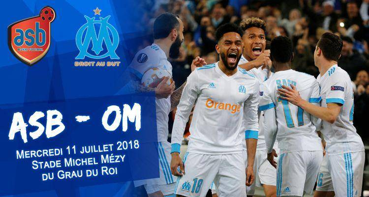 Match Amical : AS Béziers - Olympique de Marseille