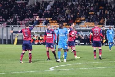 Clermont - AS Béziers : Ligue 2 - Journée 16 - 30/11/2018