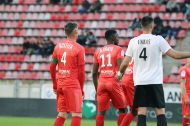 AS Béziers - Red Star : Ligue 2 - Journée 32 - 12/04/2019