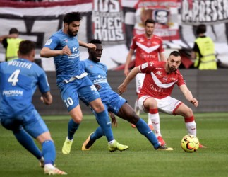 Valenciennes - AS Béziers : Ligue 2 - Journée 33 - 19/04/2019