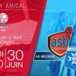 Match Amical : AS Béziers - AJ Auxerre