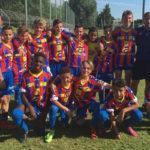 AS Beziers U13 Tournoi de Carpentras 2018