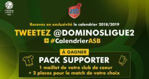Jeu Twitter Domino's Ligue 2