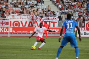 AS Nancy - AS Béziers : Ligue 2 - Journée 01 - 27/07/2018