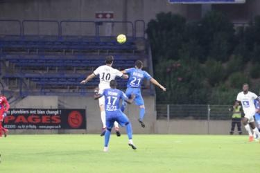 AS Béziers - Niort : Ligue 2 - Journée 09 - 28/09/2018