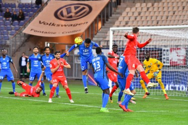 Grenoble - AS Béziers : Ligue 2 - Journée 35 - 26/04/2019