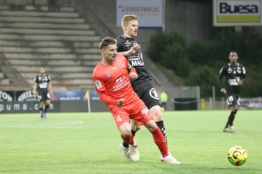 AS Béziers - Brest : Ligue 2 - Journée 36 - 03/05/2019