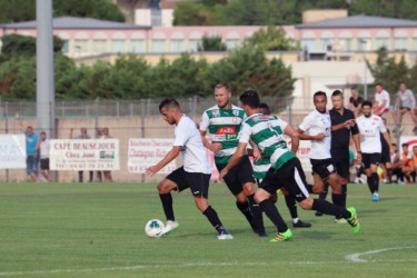 FC Sète - AS Béziers : Match amical - 26/07/2019